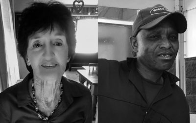 Meet the team: Jeanette & Lawrence